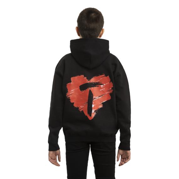HEART pulóver gyerek